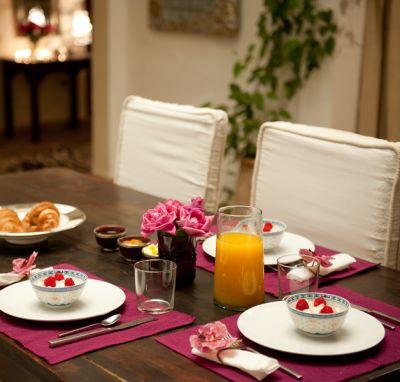 La cuina del Riad